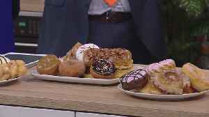 News video: Owners Of Thirsty Whale Bakery Discusses Engagement, New Storefront