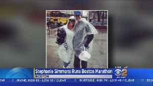 News video: Stephanie Simmons Completes Her First Boston Marathon