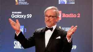 News video: Steven Spielberg Becomes First $10 Billion Director