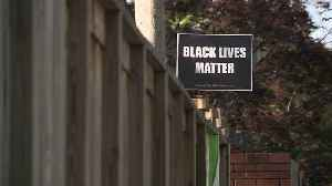 News video: Couple Receiving Anonymous Letters After Putting 'Black Lives Matter' Sign in Their Yard