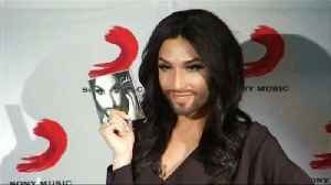 News video: Conchita Wurst reveals HIV diagnosis