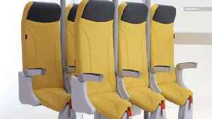 News video: Could Standing Seats Be the Newest Budget Flight Option?