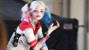 News video: Margot Robbie's Harley Quinn Is Officially Getting Her Own Spinoff Movie