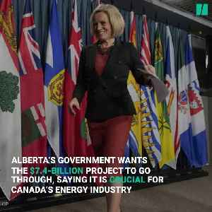 News video: B.C. Threatens To Sue Alberta Over New Law