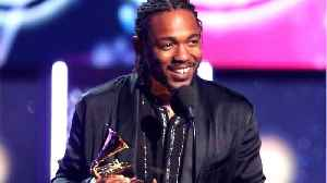 News video: Kendrick Lamar officially had the chillest reaction to his historic Pulitzer Prize win