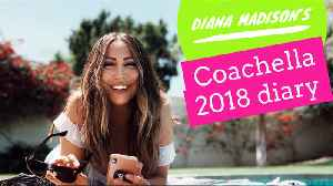 News video: The Best Of Coachella 2018 | Beychella | Vlog and Diary By Diana Madison