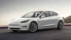 News video: Tesla Temporarily Stops Model 3 Production