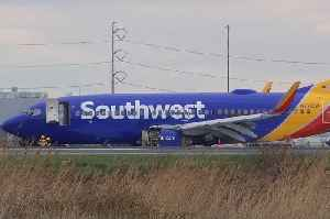News video: Southwest flight grounded in Philadelphia after engine explodes