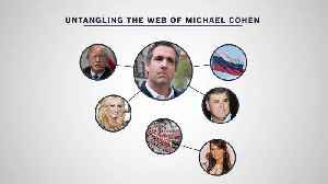 News video: Untangling the web of Michael Cohen