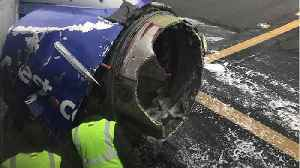 News video: Engine Failure Leads Southwest Shares to Drop