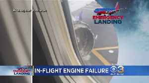 News video: Southwest Airlines Passengers Recall Harrowing Details In Sky When Engine Blows, Taking Out Window