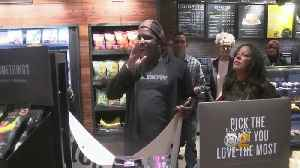 News video: Starbucks To Close Stores For Afternoon Of Racial Bias Training
