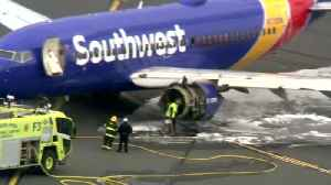 News video: One passenger dead after Southwest engine failure