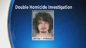 News video: Man Arrested In Perham Double Homicide