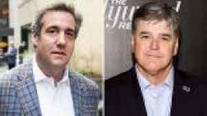 News video: Fox News Issues Statement in Support of Sean Hannity After Trump Lawyer Reveal   THR News