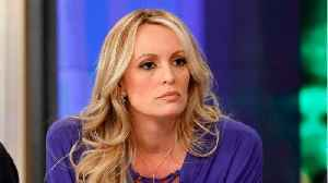News video: Stormy Daniels Releases Sketch Of Man Who Threatened Her