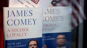 News video: Comey's Book Adds to Growing Pile of Political Tell-Alls