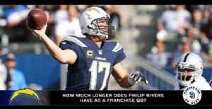 News video: How many years does Philip Rivers have left?