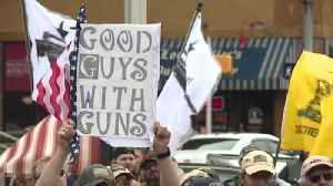 News video: Gun rights advocates to rally at state capitols across US