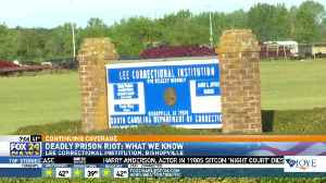 News video: Deadly Prison Riot: What We Know