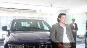 News video: Farhan Akhtars Brand New Jeep Grand Cherokee UNVEILED, This Jeep Will Turn You Green With Envy