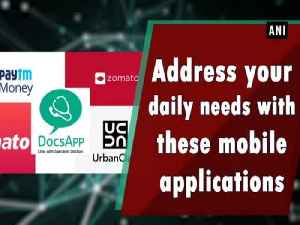 News video: Address your daily needs with these mobile applications