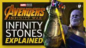 News video: Avengers: Infinity War - The Infinity Stones Explained!