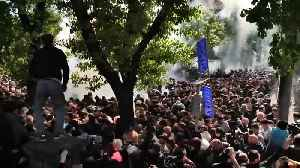 News video: Clashes in Armenia enter fifth day