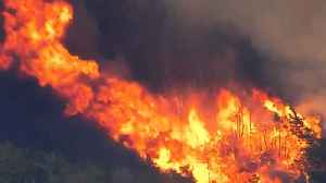 Wildfires continue to burn through Oklahoma [Video]