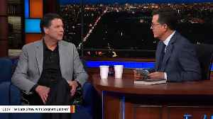News video: Comey On Trump's Tweeting: I'm The 'Breakup' He 'Can't Get Over'