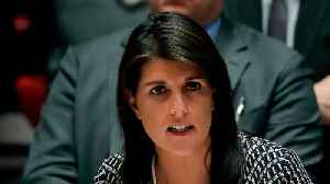 News video: Trump Adviser Issues Apology for Calling Nikki Haley 'Confused'