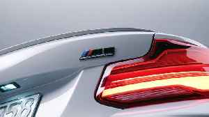 News video: The new BMW M2 Competition Exterior Design