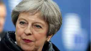News video: British PM May, Dealt Brexit Defeat in Parliament's Upper House