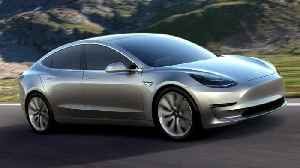 News video: Elon Musk Wants to Increase Model 3 Production