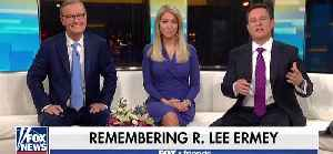 News video: Fox's R. Lee Ermey Tribute Will Leave You Smiling and Crying