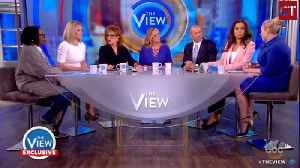News video: Meghan McCain Calls Out Stormy Daniels Right To Her Face On Live TV