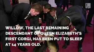 News video: Death in Royal Family Hits Queen Elizabeth Hard