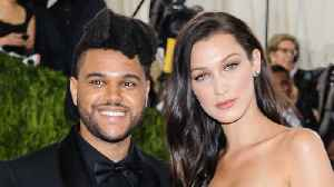 News video: Bella Hadid RESPONDS To Rumors She Was Kissing The Weeknd At Coachella