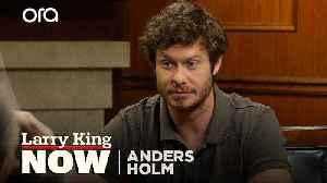 News video: Anders Holm explains what the eggplant emoji means to Larry King