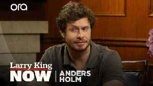 News video: Anders Holm on relinquishing control on 'Champions'
