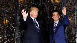 News video: Trump Is Working With Japan And South Korea To Denuclearize North Korea By 2020