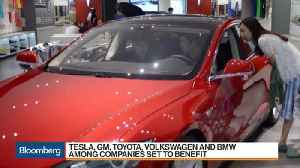 News video: China Eases Restrictions in Auto Sector
