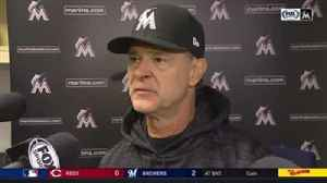 News video: Don Mattingly breaks down the win over the Yankees
