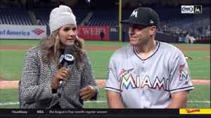 News video: J.T. Realmuto reacts to the win over the Yankees