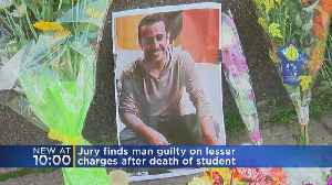 News video: Man Acquitted Of Murder In Saudi Student's Campus Death