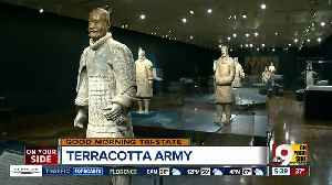 News video: Terracotta Army: Guardians of the First Emperor's tomb march to Cincinnati
