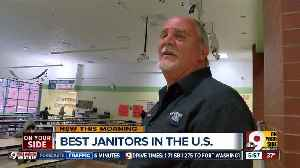 News video: Why the kids at Sands Montessori think 'Mr. Bob' should be Janitor of the Year