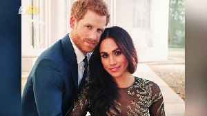 News video: Meghan Markle Will Reportedly Rock This Many Dresses On Her Royal Wedding Day