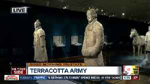 News video: Terracotta Army: See one of the world's greatest archeological discoveries without having to leave Cincinnati