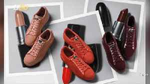 News video: Match Your Lipstick To Your Shoes? MAC And Puma Say Yes!